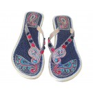 Indian Stunning Handmade Leather Women Slipper